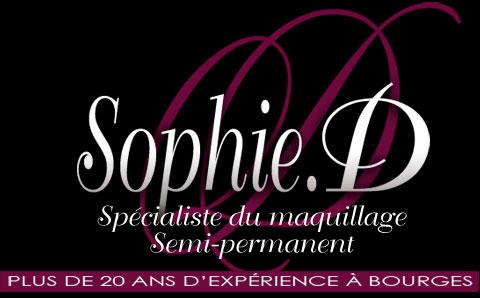 logo sophie D bourges